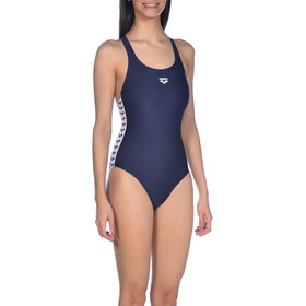 arena Team Fit Racer Back One Piece Swimsuit Women, navy